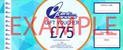 Gift Voucher  - denominations from £5.00